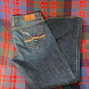 Lucky Brand Boot leg jeans